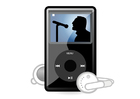 Afbeelding ipod - mp3 speler