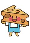 Afbeelding kaas hoofd