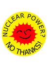 Afbeelding kernenergie nee bedankt