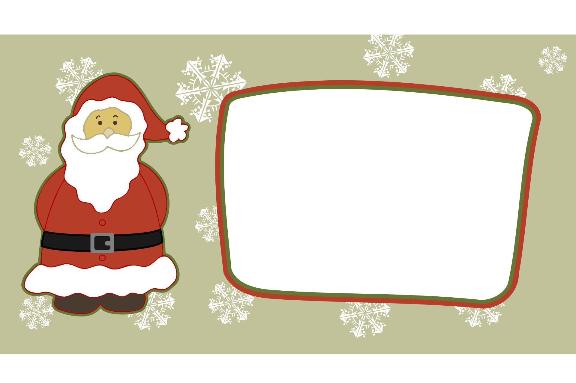 Afbeelding Prent Kerst Frame Afb 29075