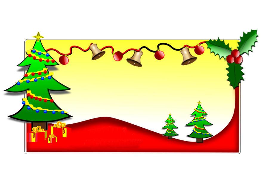 Afbeelding Prent Kerstbomen Afb 20606 Images