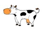 Afbeelding koe