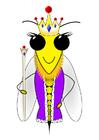 Afbeelding koninginnebij