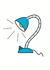 Afbeelding lamp