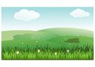 Afbeelding landschap