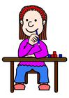 Afbeelding leerling