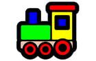 Afbeelding locomotief