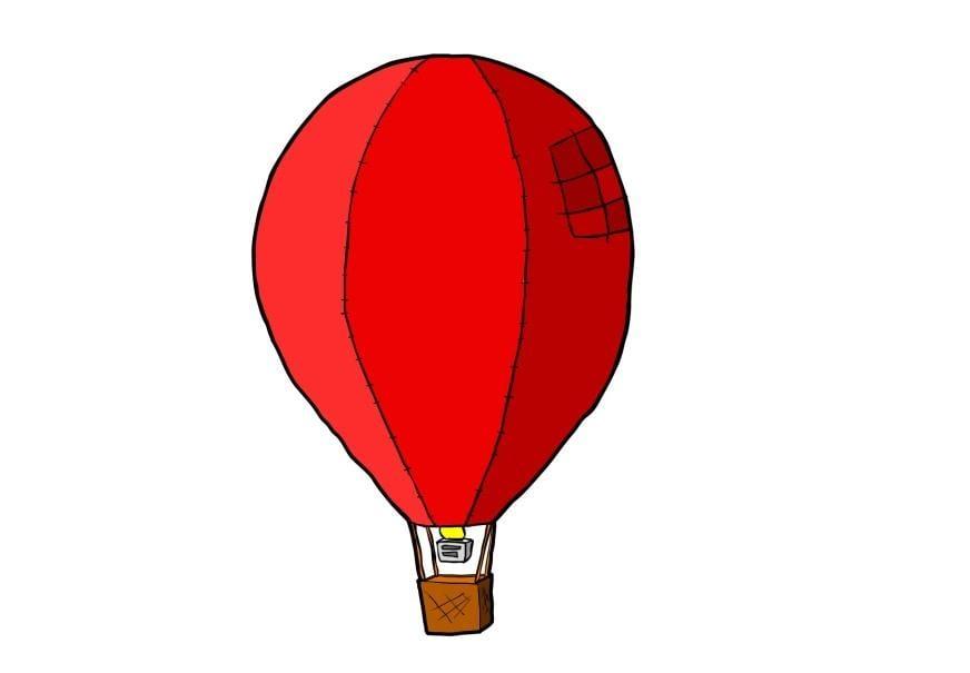 afbeelding luchtballon gratis afbeeldingen om te printen