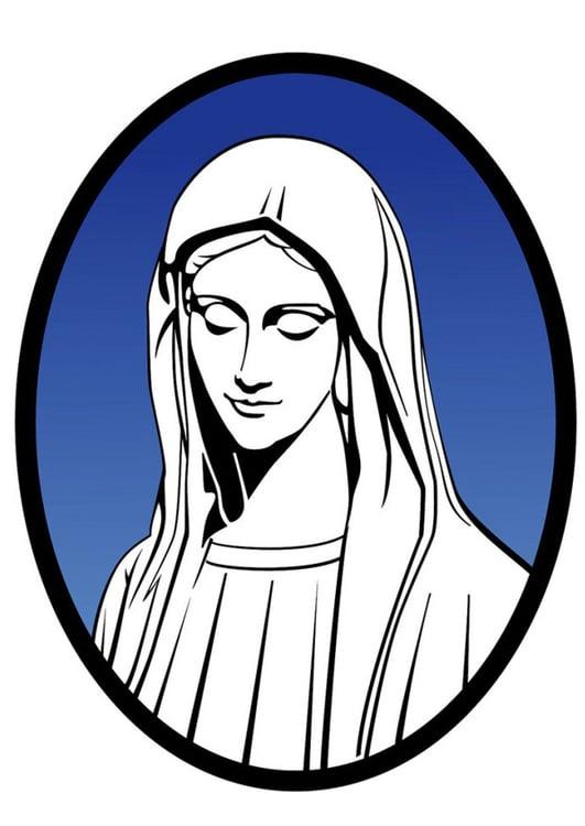 afbeelding maria gratis afbeeldingen om te printen  afb