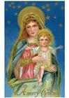 Afbeelding Maria met Jezus