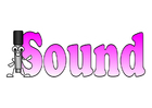 Afbeelding microfoon - sound