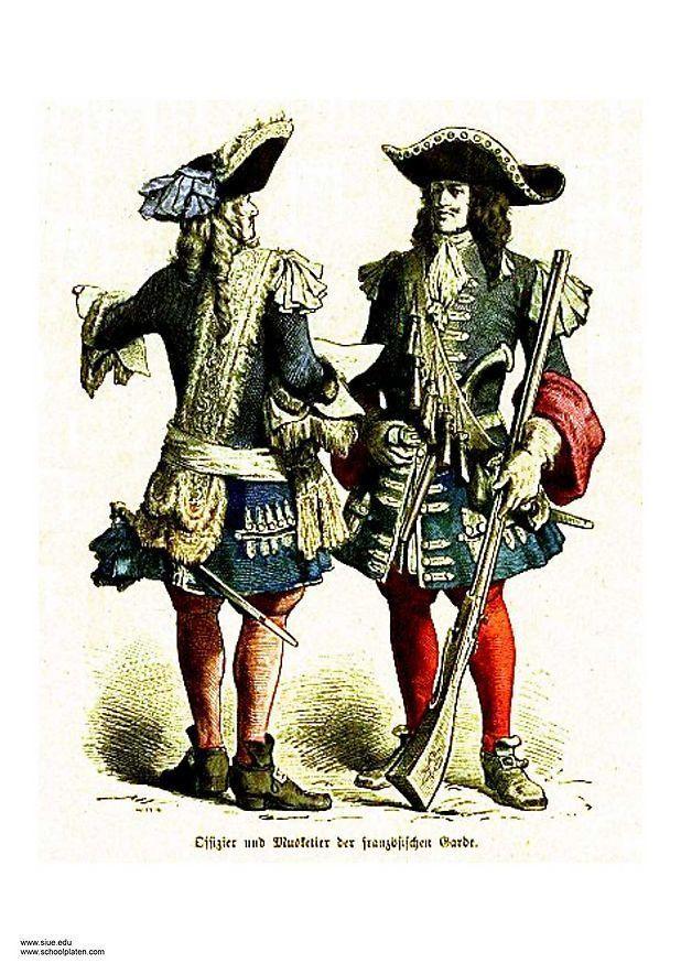 afbeelding musketiers 17e eeuw gratis afbeeldingen om te