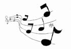 Afbeelding muziek