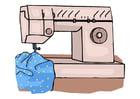 Afbeelding naaimachine