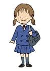 Afbeelding naar school