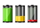 Afbeelding peil van batterijen