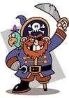 Afbeelding piraat