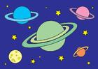 Afbeelding planeten