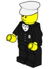 Afbeelding politieagent
