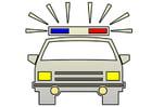 Afbeelding politiewagen