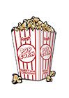 Afbeelding popcorn