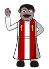 Afbeelding priester
