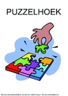Afbeelding puzzelhoek