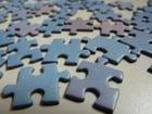 Foto puzzlestukjes