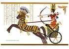 Afbeelding Rames II - Slag om Kadesh
