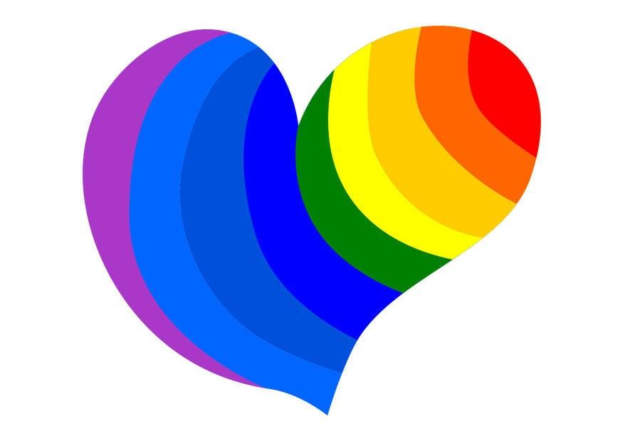 afbeelding prent regenboog hartje afb 29262 clipart peace signs flowers clip art peace sign symbol