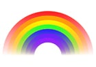 Afbeelding regenboog