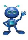 Afbeelding robot