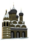 Afbeelding Russisch orthodoxe kerk