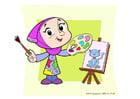 Afbeelding schilderen