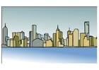 Afbeelding skyline - Melbourne