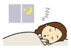 Afbeelding slapen