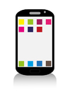 Afbeelding smartphone