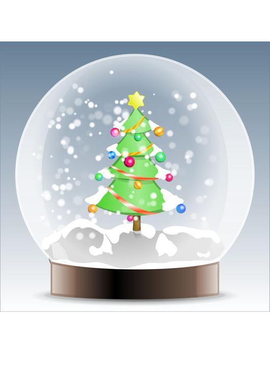 afbeelding sneeuwbol gratis afbeeldingen om te printen