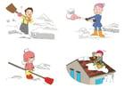 Afbeelding sneeuwruimen