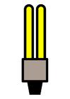 Afbeelding spaarlamp