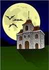 Afbeelding spookhuis