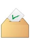 Afbeelding stemmen - ja