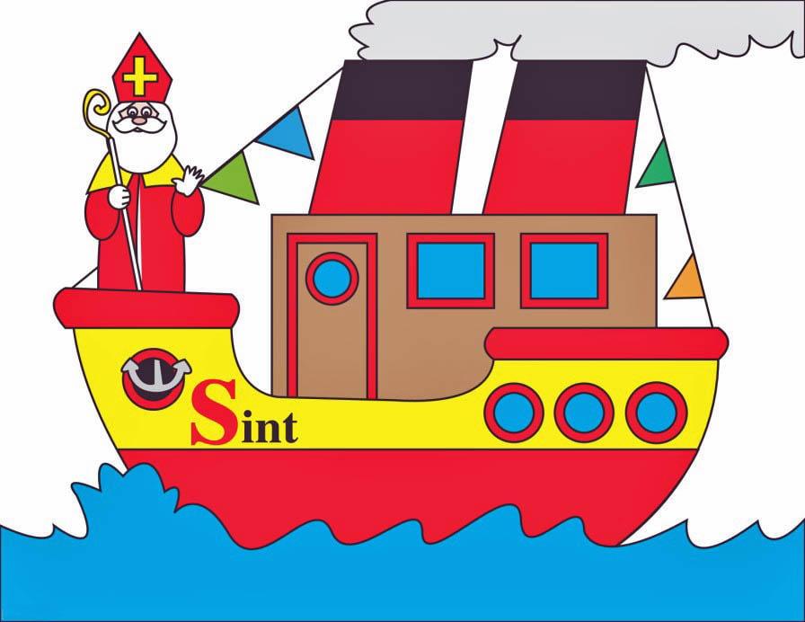 Afbeelding Prent Stoomboot Afb 16175
