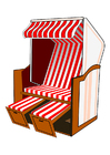 Afbeelding strandstoel
