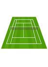 Afbeelding tennisveld