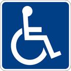 Afbeelding toegankelijk voor rolstoelen