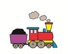 Afbeelding treintje