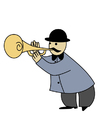Afbeelding trompettist