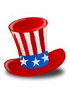 Afbeelding Uncle Sam hoed