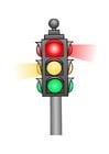Afbeelding verkeerslicht